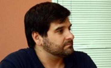 Alejandro Santillán: