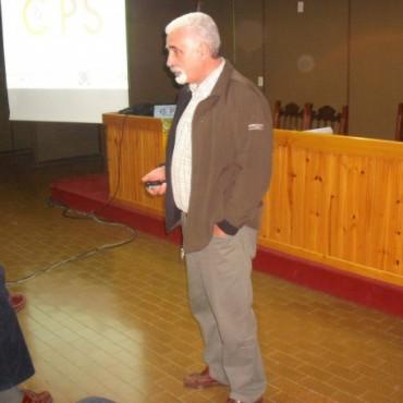 Charla sobre parasitosis en Olavarría