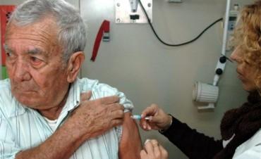 Más de 7000 dosis aplicadas de vacuna antigripal