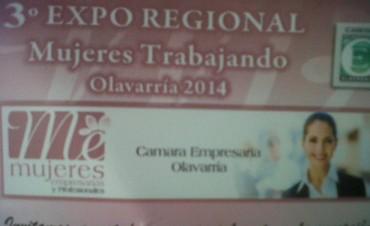 Expo Regional de Mujeres Trabajando Olavarría 2014