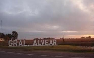 General Alvear: de interés para jóvenes que cursan la carrera del S.P.B en Hinojo