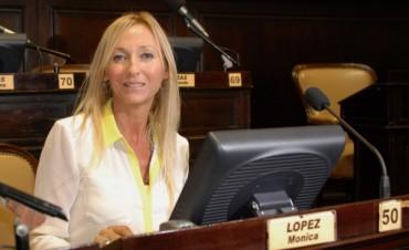 Mónica López: