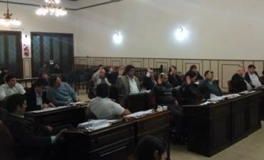 El Oficialismo logró aprobar el Presupuesto Municipal 2014
