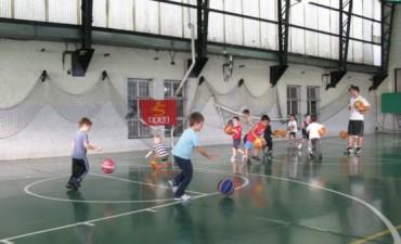 Muestreo deportivo en Pueblo Nuevo