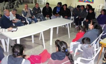 Coopelectric sigue reuniéndose con los vecinos de Olavarría