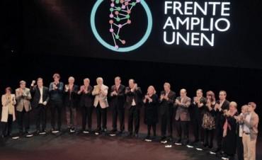 Elecciones 2015: Se lanzó el Frente Amplio Unen en la Provincia