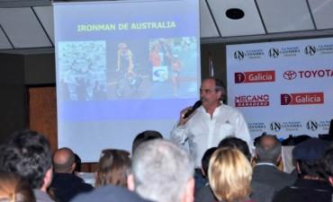 La Nación Ganadera: Gran cantidad de asistentes en la jornada sobre Actitud y Motivación en Equipo