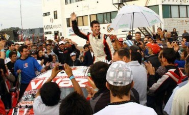 Otra vez Rossi, Nicolás Pezzucchi fue 16to