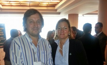 El concejal Santellán participó de un Congreso Internacional sobre Seguridad Pública