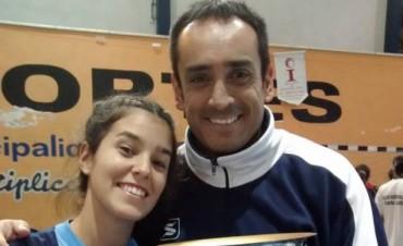 Ferro en lo mas alto del handball nacional femenino
