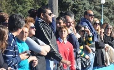 El acto oficial por el 25 de Mayo se realizará en el Parque Avellaneda