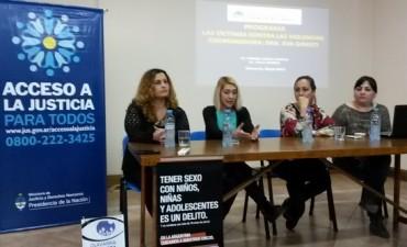 Jornada sobre violencia sexual y explotación sexual infantil