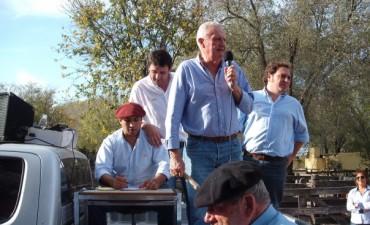 Remate de Alfredo.S.Mondino en Olavarría