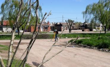 PROCREAR: Agrimensores de la Provincia demarcarán los terrenos de Loma Negra