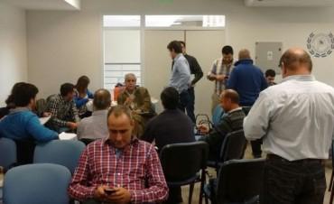 Olavarria participó del programa de fortalecimiento de las secretarías de producción y desarrollo de municipios