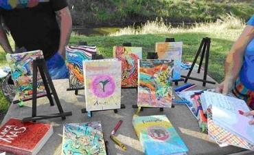 Proyecto de Arte Colectivo Cuadernos de Viento