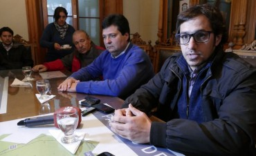 Azul: el Municipio anunció que se retomará la obra de Avenida Urioste