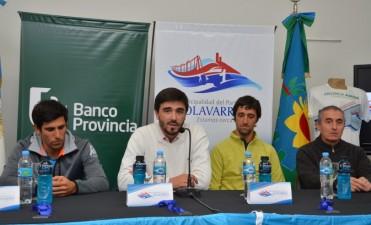 Se presentó la 29º Edición Vuelta al Municipio