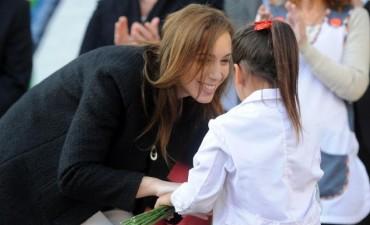 Vidal anunció la reforma educativa: