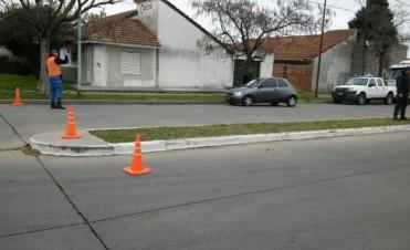 Personal de Policía Local realiza controles de tránsito