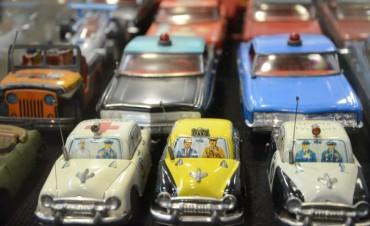 Más de 1000 personas ya visitaron la muestra de juguetes antiguos en el Museo Hermanos Emiliozzi