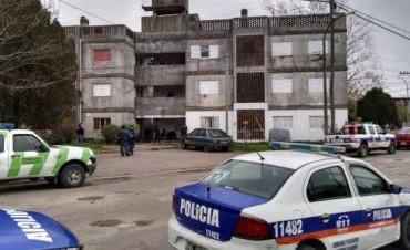 Operativo policial en el Barrio Independencia