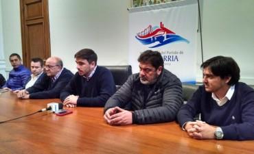 Se anunció oficialmente el acuerdo salarial del municipio