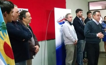 El Director de Educación y Cultura de la Provincia estuvo en Olavarría