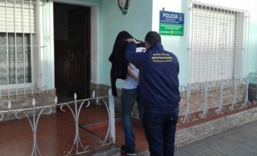 Acusado de abuso doblemente agravado, detenido