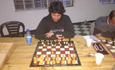Ajedrez en Racing: Agustín Pandini sigue ganando