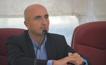 El presidente del Concejo Deliberante en un Seminario Internacional