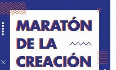 Maratón de la creación en la Alianza Francesa