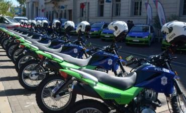 Capacitación para la Policía Local sobre manejo de motos