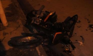 Un joven falleció en un presunto hecho de tránsito