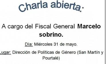 Intensa actividad del Fiscal General en Olavarría