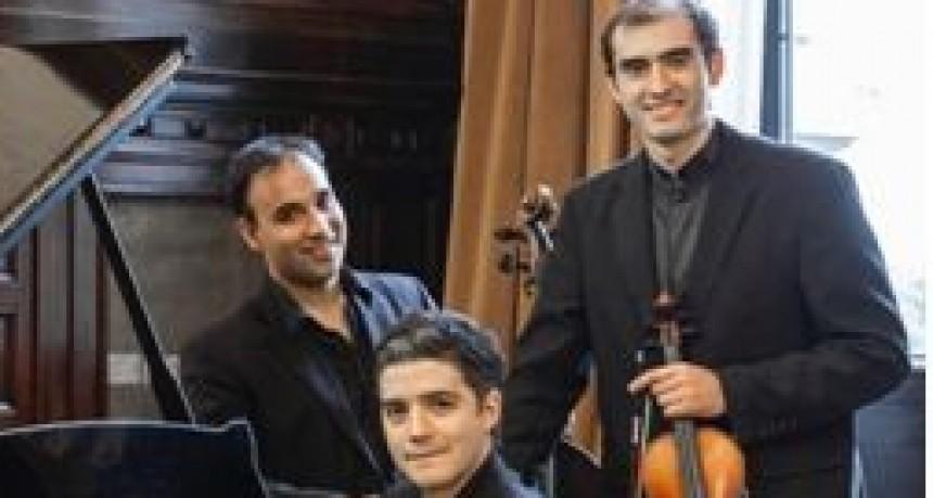Primer concierto de la temporada del Mozarteum
