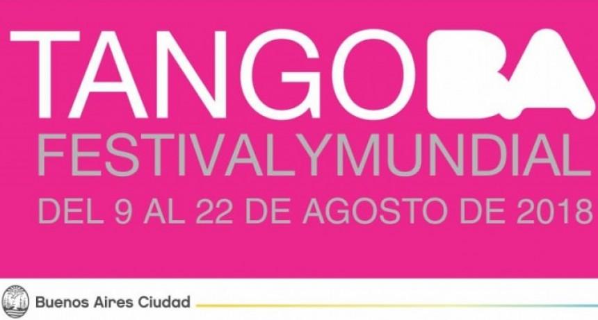 EL preliminar Oficial del Mundial de Tango se realizara en Azul