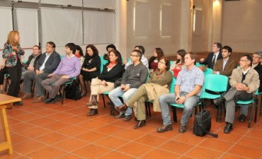Margarita Arregui encabezó la presentación de la evaluación de los Objetivos del Milenio