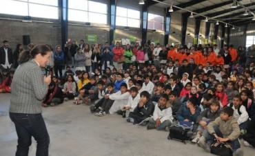 Más de 1000 chicos se sumaron al cuidado del medio ambiente