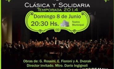 Nuevo concierto de la Sinfónica