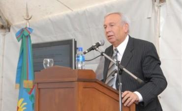 """Tassara """"es un política de estado que vamos siempre a acompañar"""""""