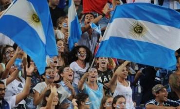 Viva la Copa Mundial por Radio Olavarría