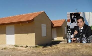 Avanza el trámite de los terrenos del Pro.Cre.Ar y de varios barrios en construcción