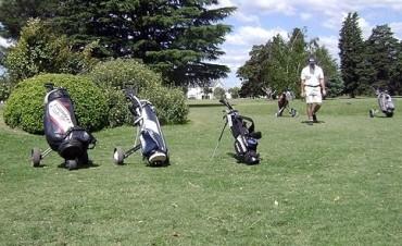 Golf. Carlos Matrella ganó