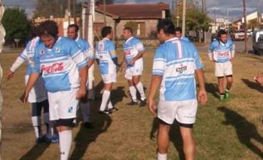 Rugby. Trabajosa victoria de Los Toros