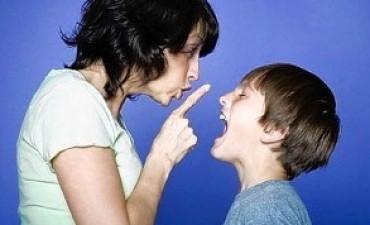 """""""Pegarle a un chico es pegarle a un indefenso"""""""