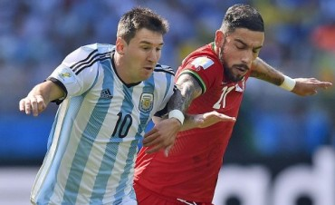 Viva Argentina-Nigeria por AM 1160
