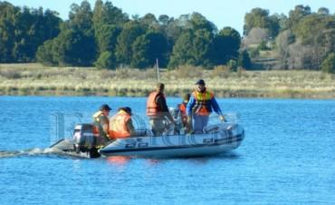Otro día con resultados negativos en la búsqueda de los pescadores