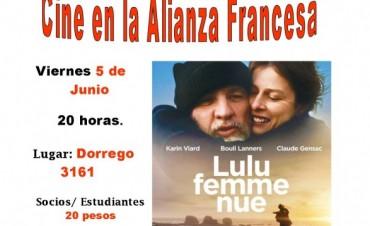 Cine en la Alianza