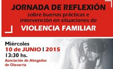 Jornada de Reflexión sobre Violencia Familiar